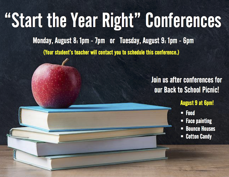 Start the Year Right Conferences and Picnic